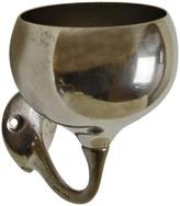 Rejuvenation Nickel-Plated Nouveau Cup Holder c1915
