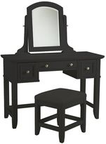 Home styles Bedford 3-pc. Vanity Table, Mirror & Bench Set
