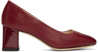 Repetto Red Marlow Heels