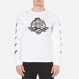 Billionaire Boys Club Men's B52 Long Sleeve T-Shirt - White