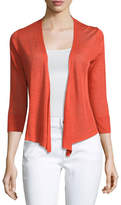 Nic+Zoe 4-Way 3/4-Sleeve Cardigan, Plus Size