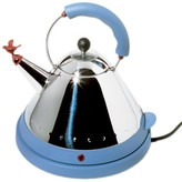 Alessi Electric Bird Kettle - Blue
