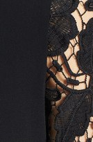 ASTR Mixed Lace Shift Dress