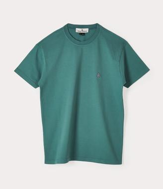 Vivienne Westwood Classic T-Shirt Multicolour Orb Green