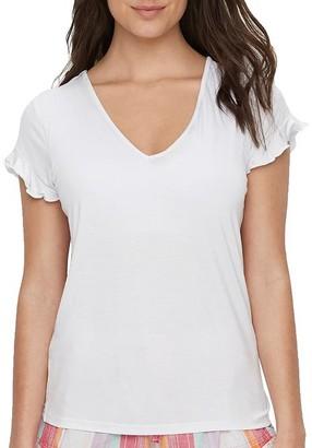 Pour Moi? Secret Support Knit T-Shirt