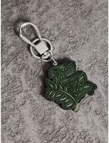 Burberry Beasts Leather Key Ring