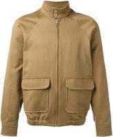 A.P.C. Rough jacket - men - Cotton/Polyamide/Linen/Flax - M