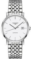 Longines The Elegant Stainless Steel Bracelet Watch L49104126