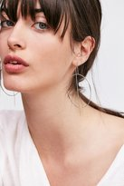 Urban Outfitters Circle Chain Statement Earring