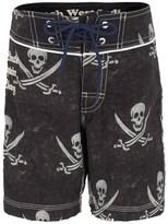 MC2 St Barth Skull and Crossbones Boardshorts