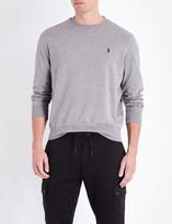 Polo Ralph Lauren Crewneck cotton-jersey sweatshirt