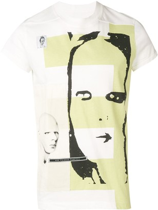 Rick Owens printed T-shirt