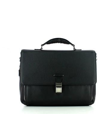 Piquadro Black Briefcase