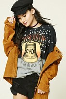 Forever 21 FOREVER 21+ ACDC Graphic Tour Tee