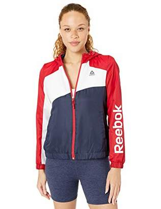 Reebok Women's Windbreaker Jacket