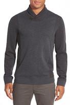 Ted Baker Vernila Shawl Collar Sweatshirt