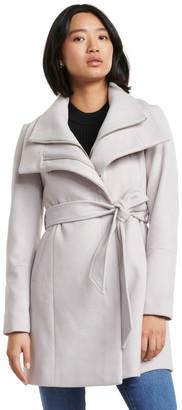 Forever New Penelope Petite Wrap Coat