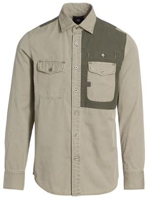G Star Raw Slim-Fit Strek Pocket Shirt