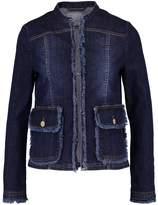 Baum und Pferdgarten Denim jacket blackish blue