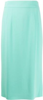 Dolce & Gabbana High Waisted Skirt