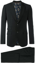 Gucci classic two piece suit - men - Silk/Cupro/Viscose/Wool - 48