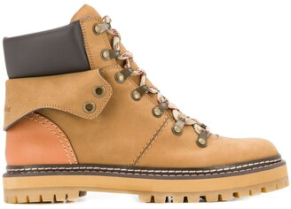 See by Chloe Hiking Boot