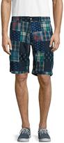 Faherty Madras Coastal Shorts