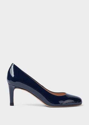 Hobbs Lizzie Patent Stiletto Court Shoes