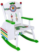 Levels of Discovery Very Hungry Caterpillar Rocker - White