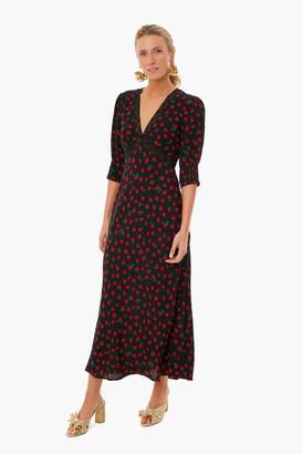 Rixo London Gemma Floral Dress