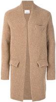 Laneus long cardigan - men - Polyamide/Spandex/Elastane/Virgin Wool - 50
