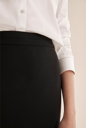 Country Road Darted Pencil Skirt