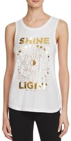 Spiritual Gangster Shine Lunar Light Muscle Tank