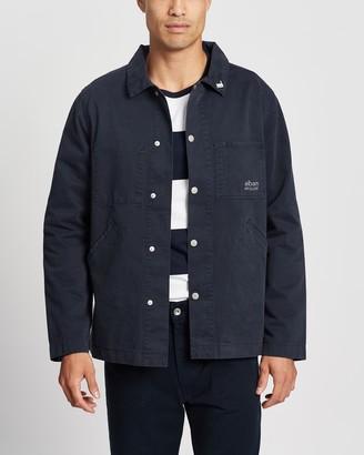 Albam Utility Twill Factory Work Jacket