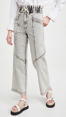 Sea Dax Acid Wash Jeans