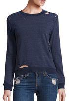 Monrow Vintage Crewneck Sweatshirt