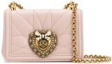 Dolce & Gabbana Devotion logo mini bag
