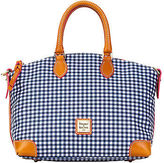 Dooney & Bourke Small Gingham Domed Satchel