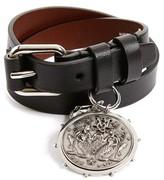 Alexander McQueen Women's Double Wrap Medallion Bracelet