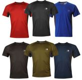 Karrimor Mens Aspen Technical T Shirt Short Sleeves Tee Top