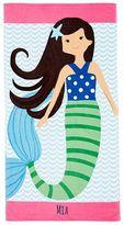 Pottery Barn Kids Mermaid Mini Beach Towel