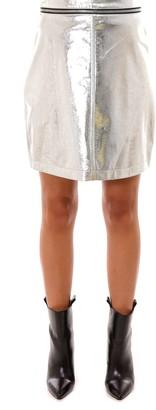 Philosophy di Lorenzo Serafini Zip Detail Mini Skirt