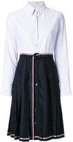 Thom Browne contrast dress