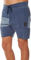 Volcom 3zee Half Stoney Mens Boardshort Blue