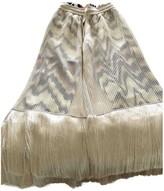 Missoni Beige Trousers for Women