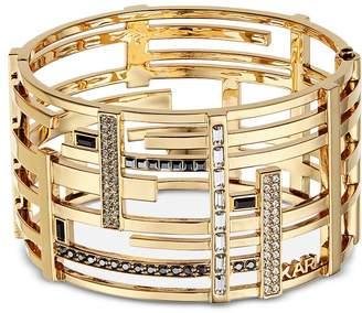 Karl Lagerfeld Paris Large Boucle Cuff Bracelet