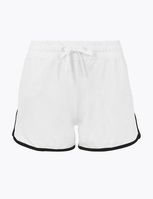 Marks and Spencer Cotton Shorts