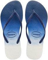 Havaianas Slim Dip Dye Flip Flop (Women) - Navy Blue - 6 M US