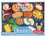 Melissa & Doug®; Food Fun Combine & Dine Dinners - Blue
