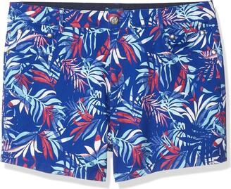 Caribbean Joe Women's 5 Pocket Stretch Twill Short